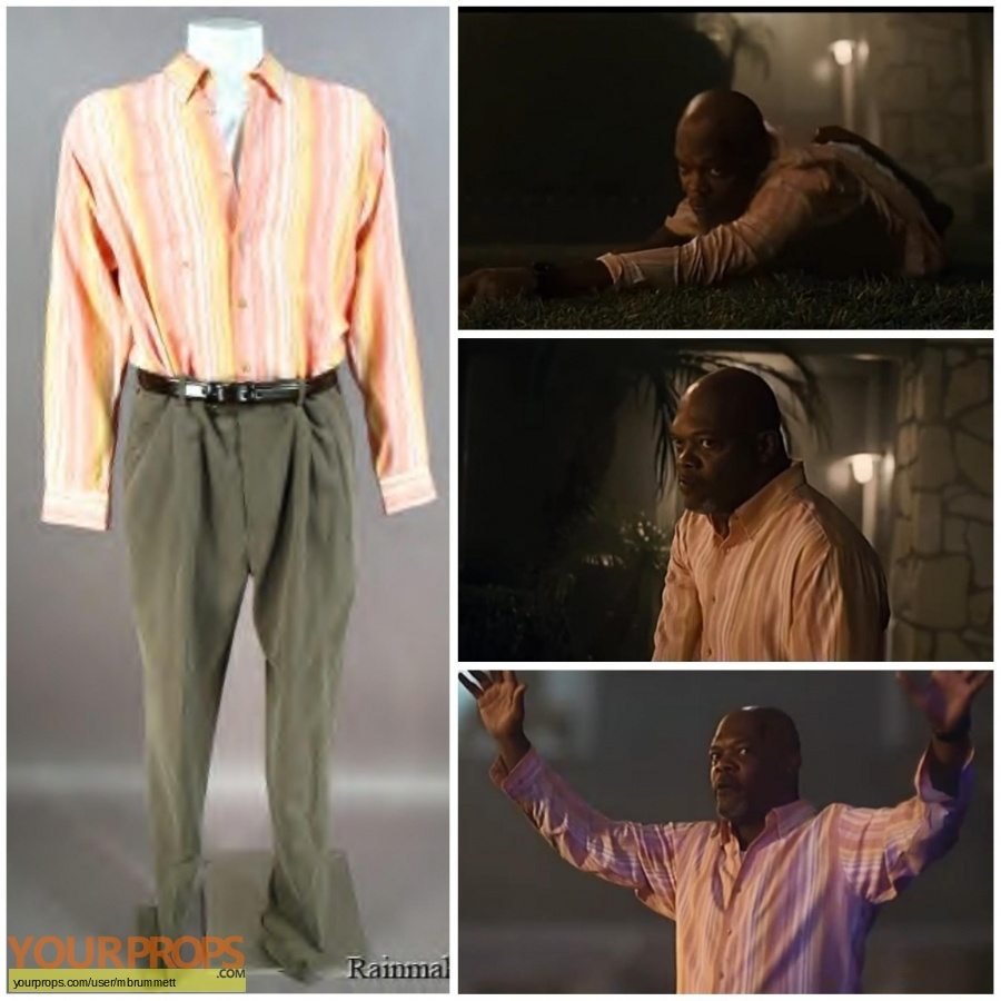 Lakeview Terrace original movie costume