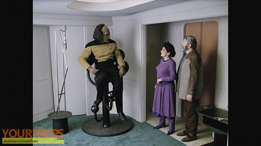 Star Trek - The Next Generation original movie prop