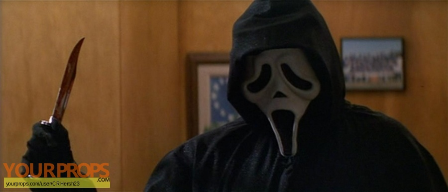 Scream original movie costume