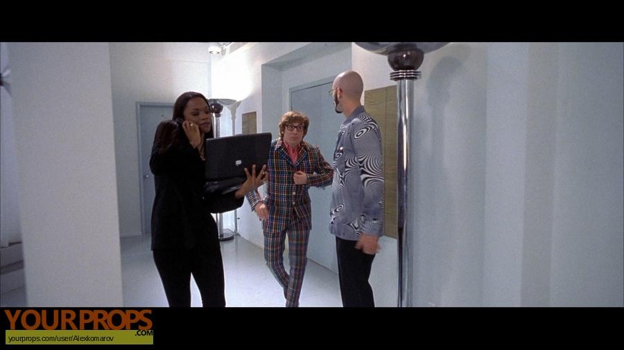 Austin Powers  The Spy Who Shagged Me original movie costume