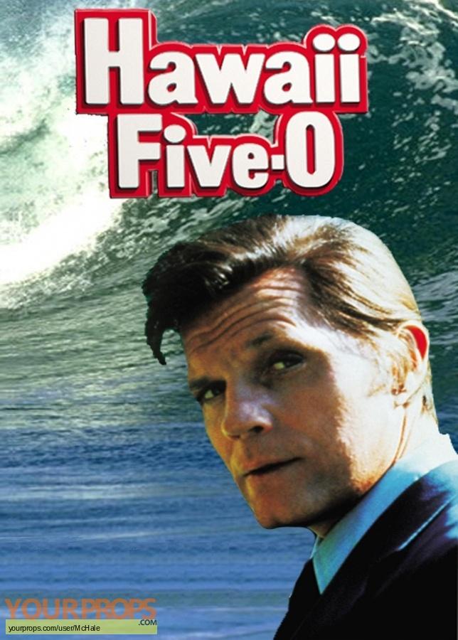 Hawaii Five-O replica movie prop