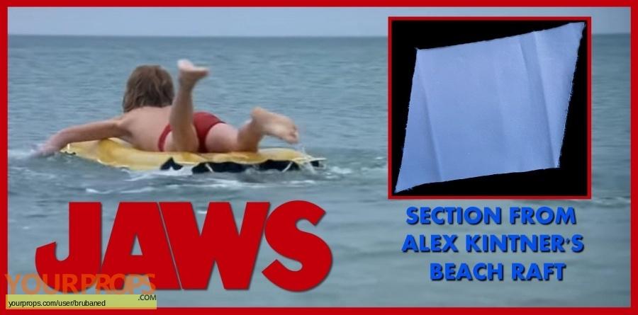 Jaws original production material