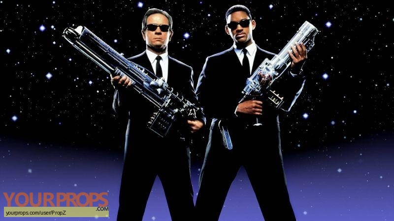Men in Black original movie prop weapon
