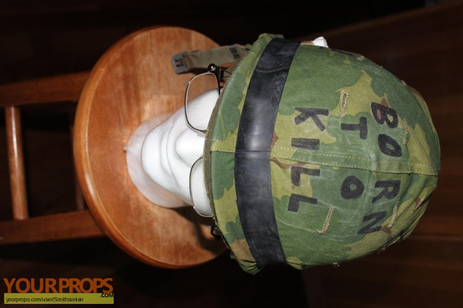Full Metal Jacket made from scratch movie prop