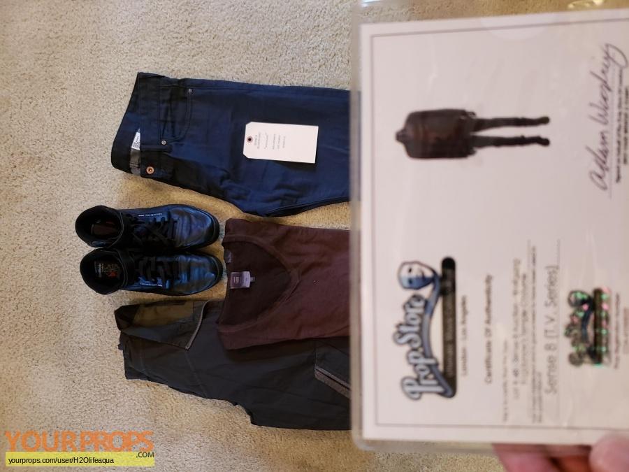 Sense8 original movie costume