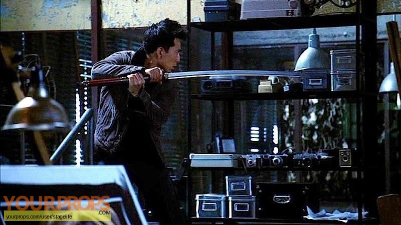 Heroes original movie prop weapon