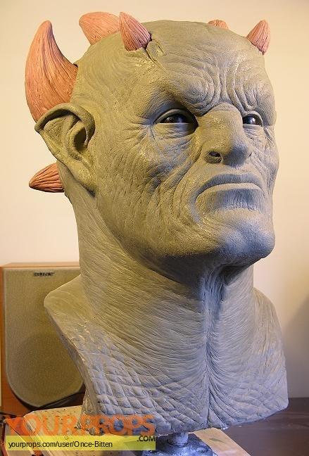 Buffy the Vampire Slayer replica make-up   prosthetics