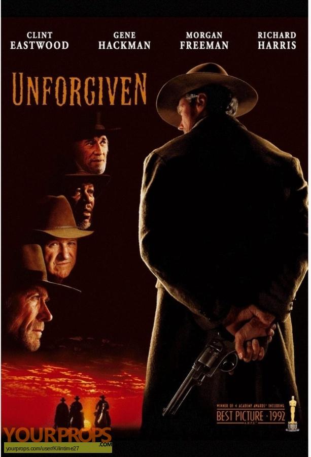 Unforgiven original set dressing   pieces