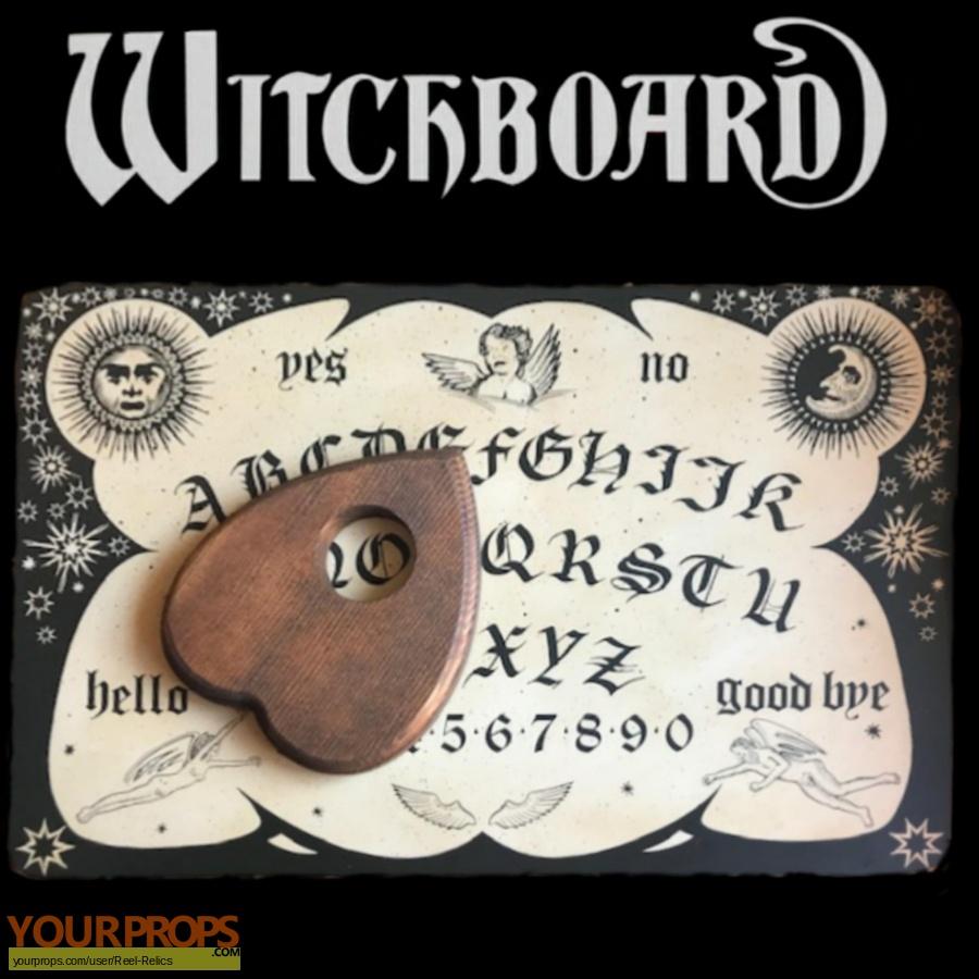 Witchboard 2 original movie prop