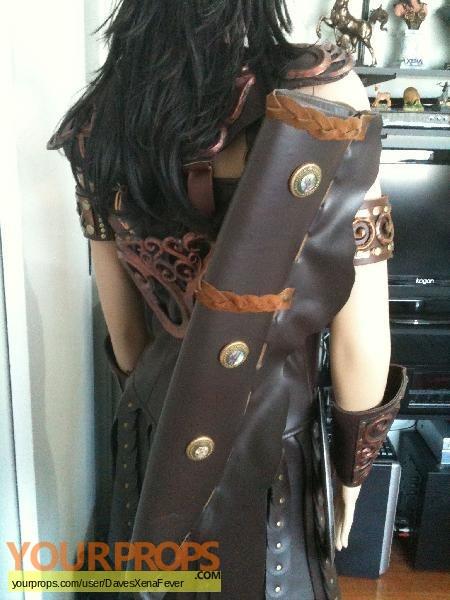 Xena  Warrior Princess replica movie costume
