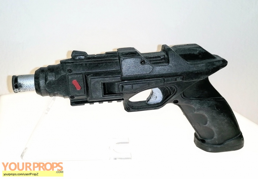 G I  Joe  The Rise Of Cobra original movie prop weapon