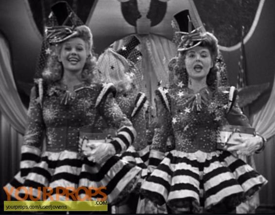 Star Spangled Rhythm original movie costume