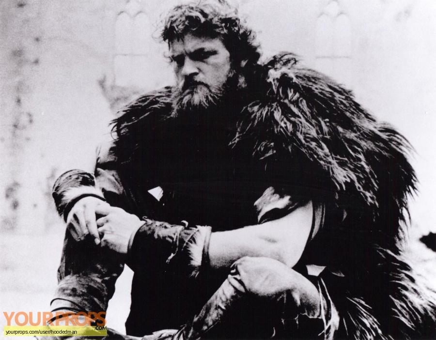 Robin of Sherwood original movie costume
