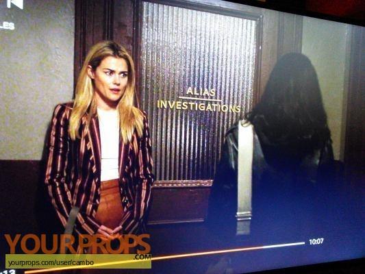 Jessica Jones  2015 original movie costume