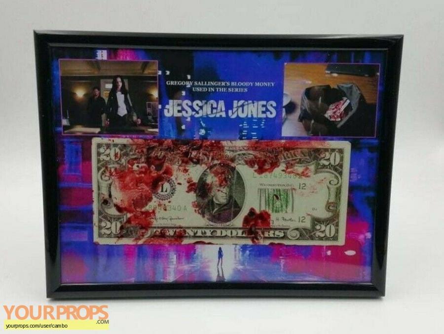 Jessica Jones  2015 original movie prop