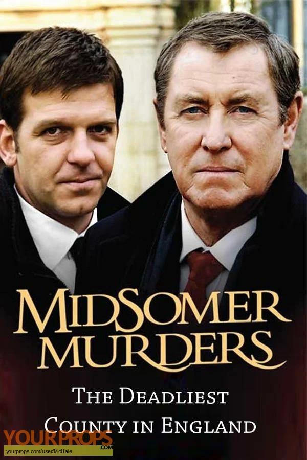 Midsomer Murders replica movie prop