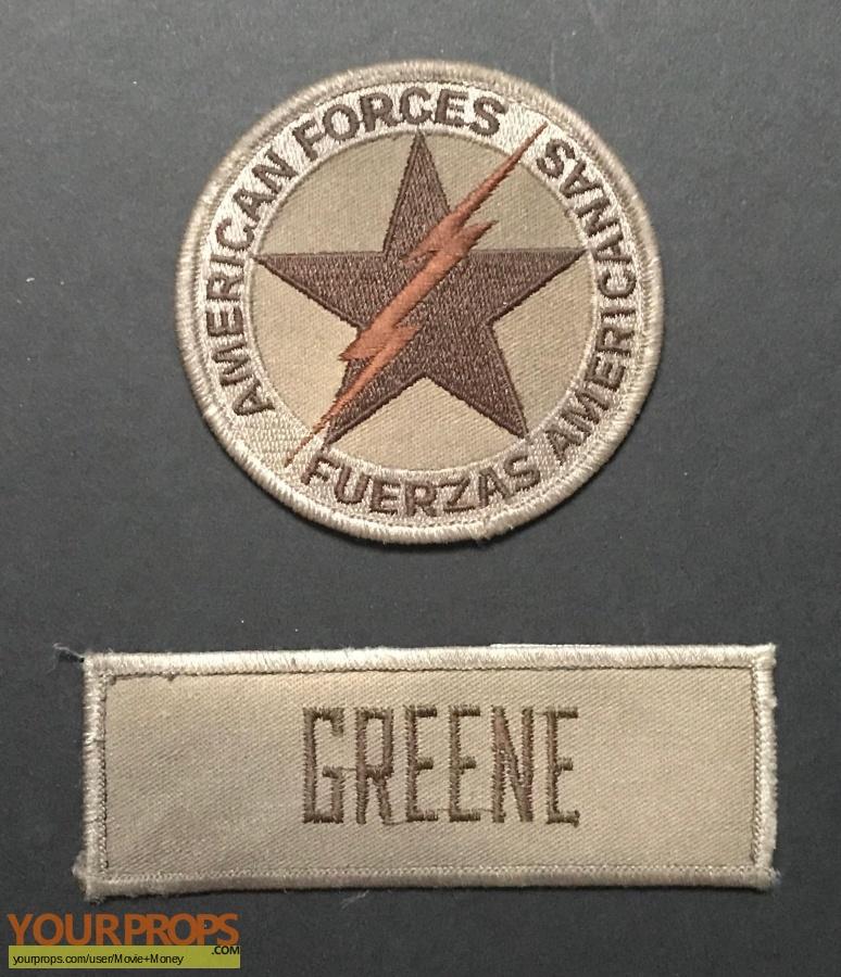 Soldier original movie prop