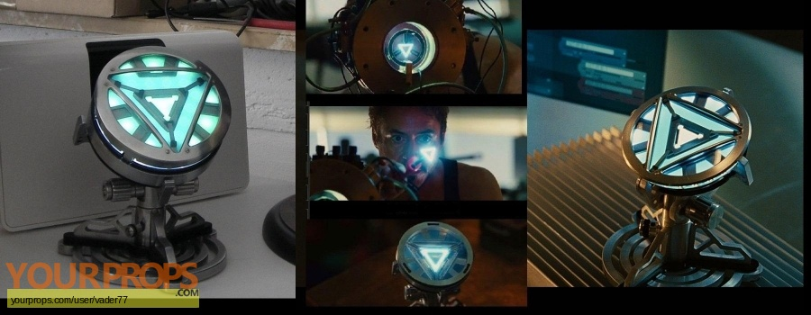 Iron Man 2 Sideshow Collectibles movie prop