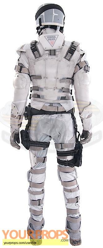 Total Recall original movie costume