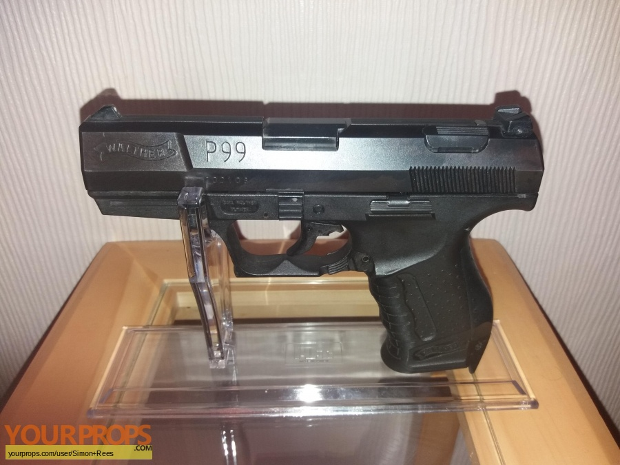 James Bond replica movie prop weapon