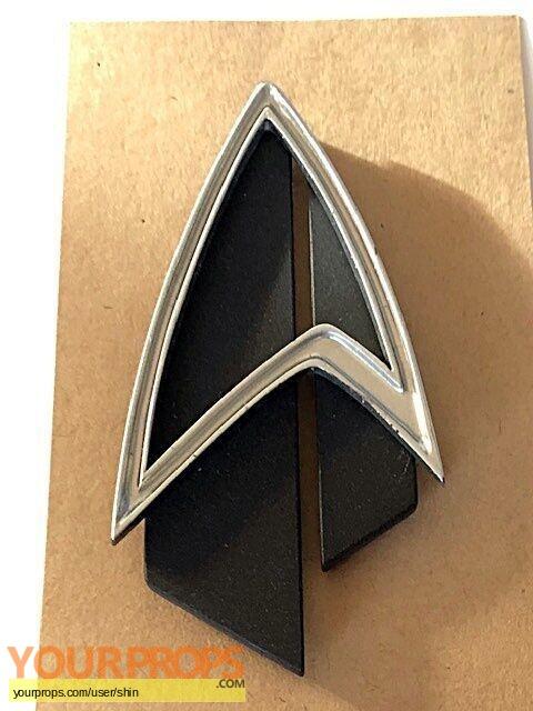 Star Trek  Picard replica movie prop