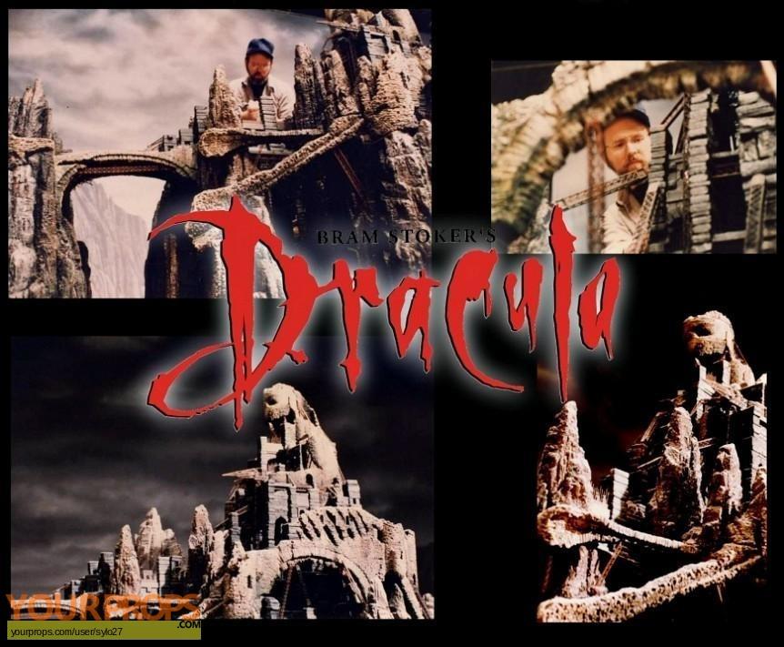 Bram Stokers Dracula original model   miniature
