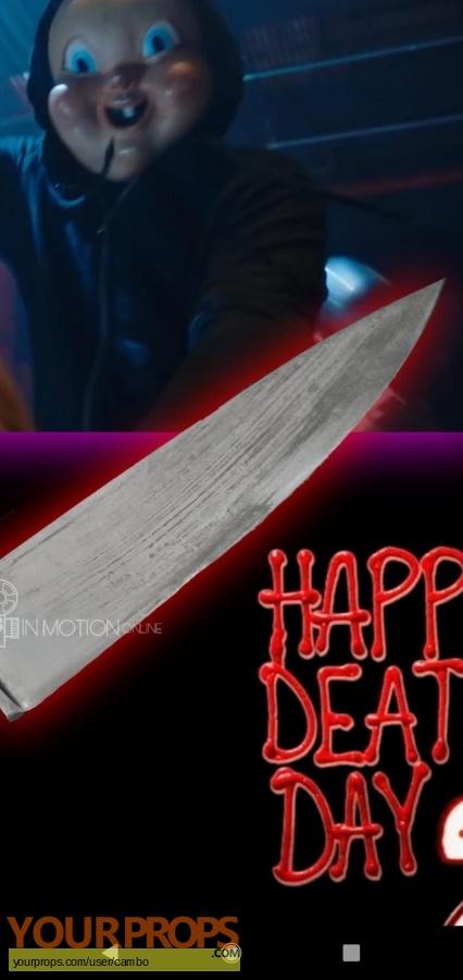 Happy Death Day original movie prop
