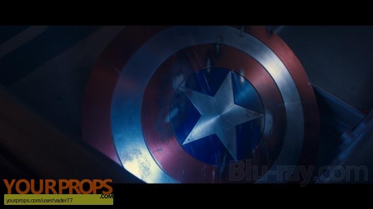 Captain America  The First Avenger replica movie prop