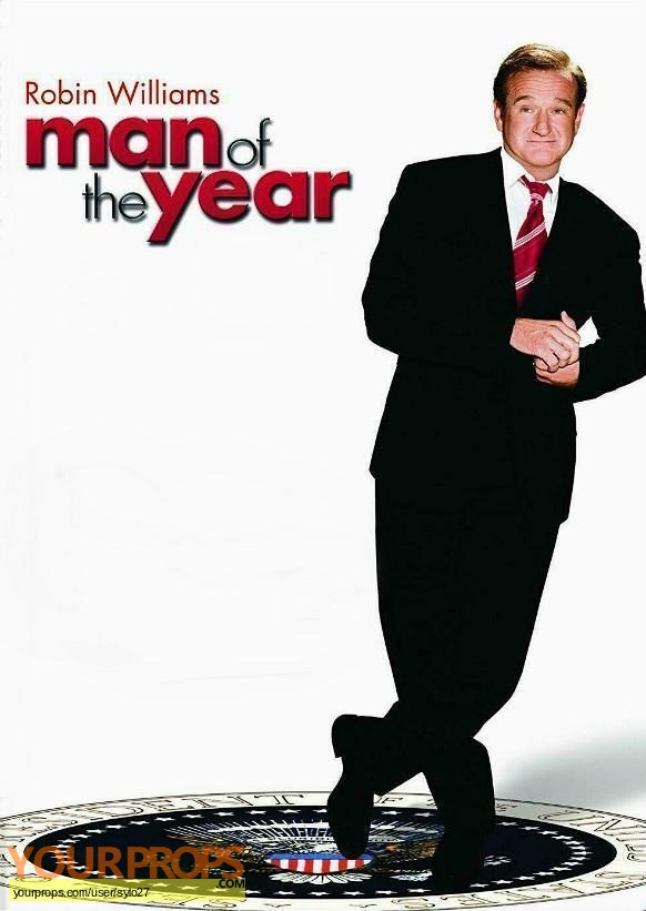 Man of the Year original movie prop