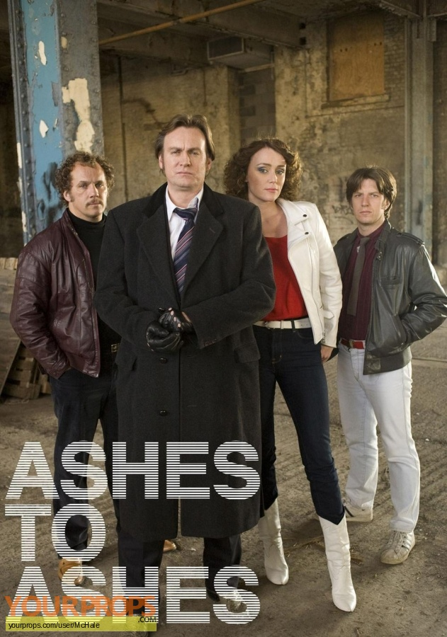 Ashes to Ashes replica movie prop