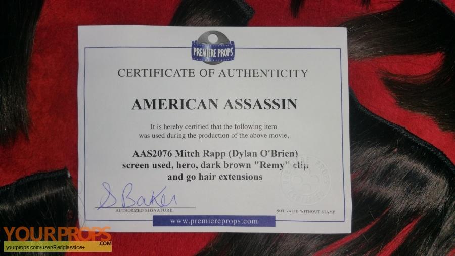 American Assassin original movie costume