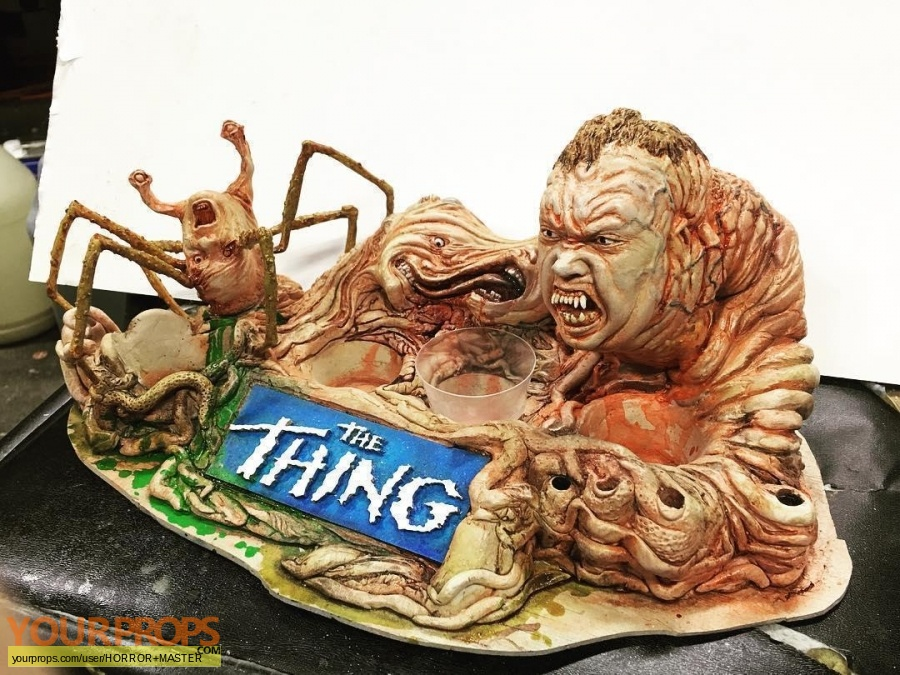 The Thing 1982 Master Replicas movie prop