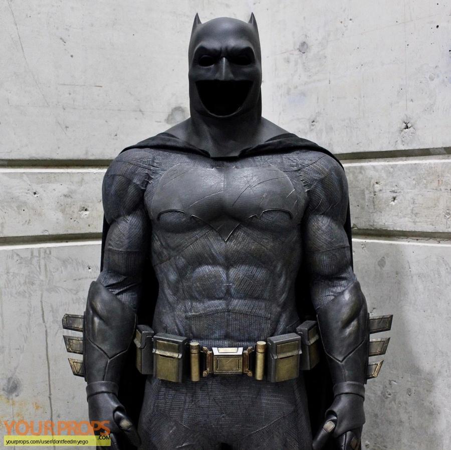 Batman v Superman  Dawn of Justice replica movie costume