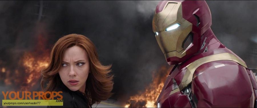 Captain America  Civil War replica movie prop