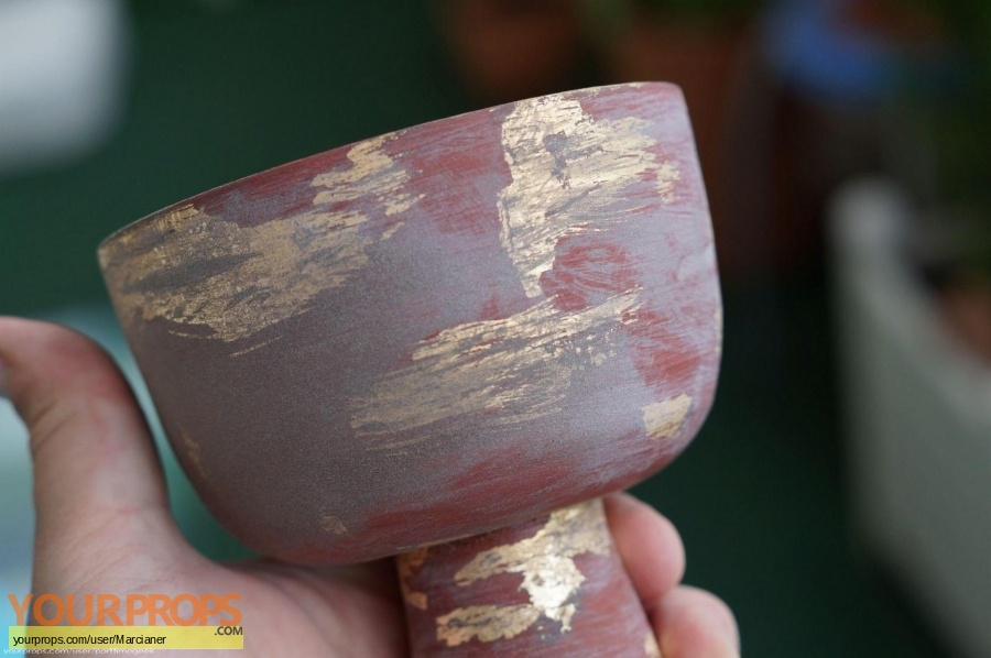 Indiana Jones And The Last Crusade made from scratch movie prop