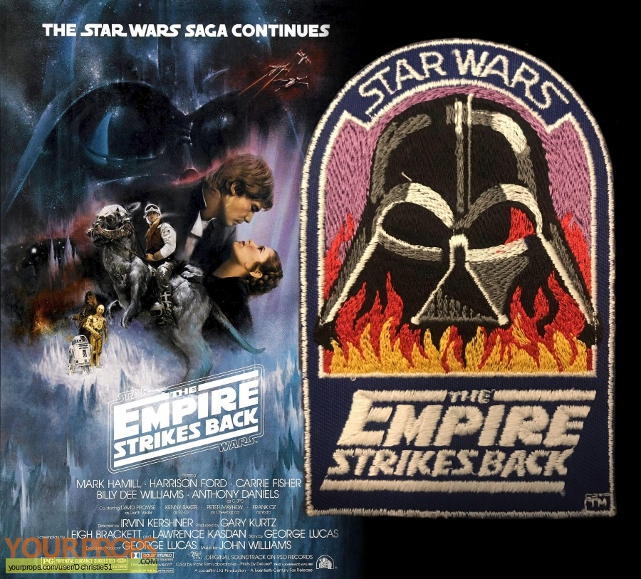 Star Wars  The Empire Strikes Back original production material