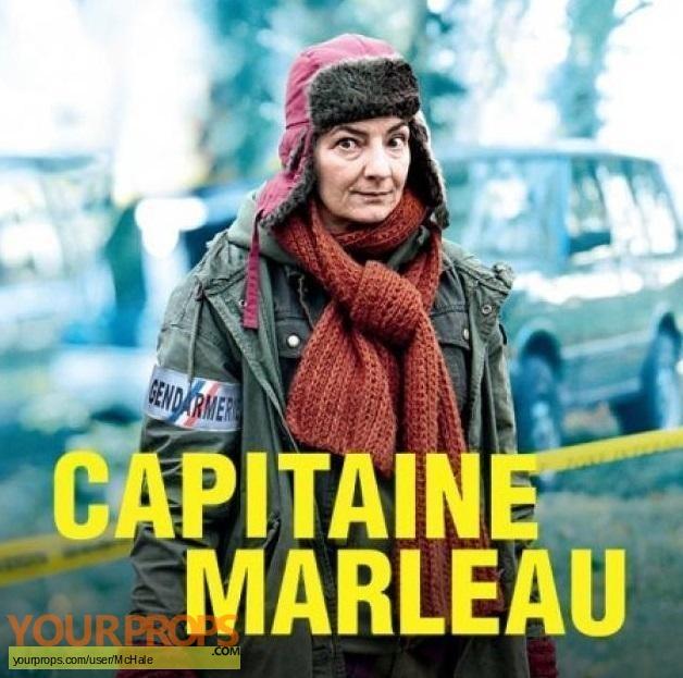 Capitaine Marleau original movie prop