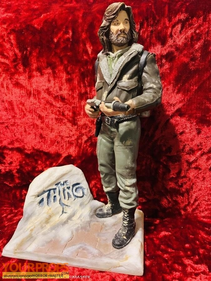 The Thing Master Replicas model   miniature