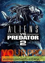 Alien vs  Predator 2 Requiem original movie prop