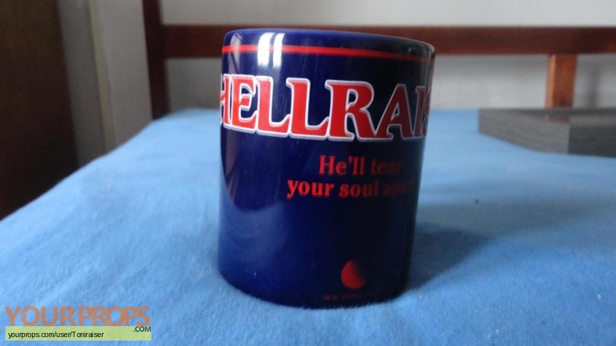 Hellraiser original production material