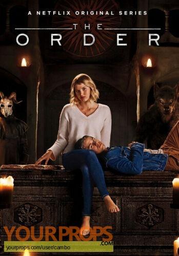 The Order  2019 original movie costume
