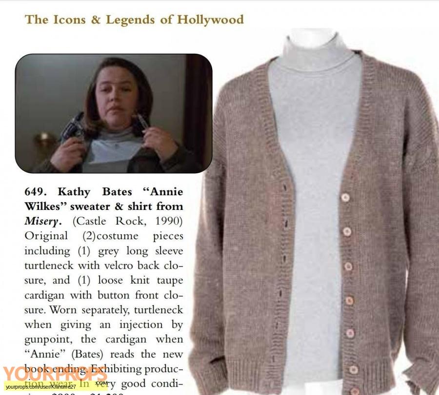Misery original movie costume