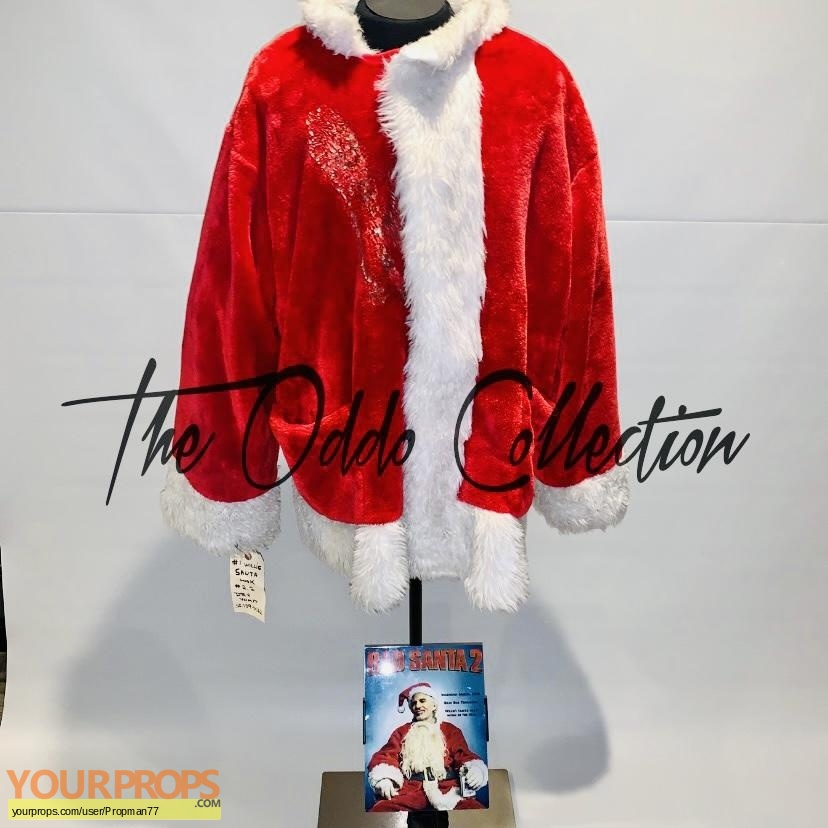 Bad Santa 2 original movie costume