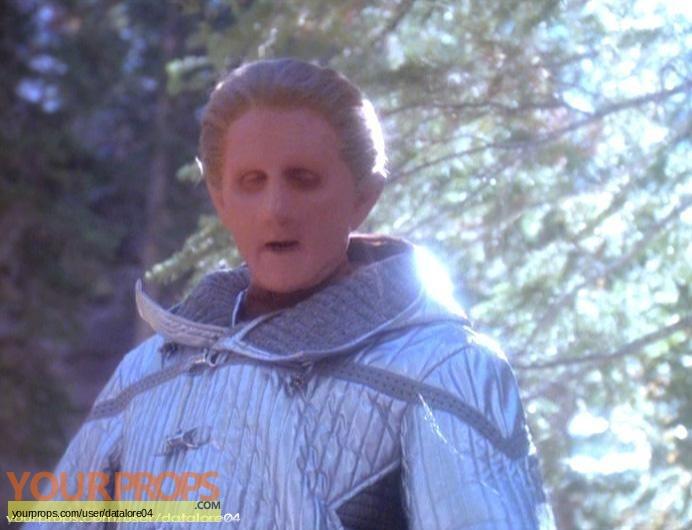 Star Trek Deep Space Nine original make-up   prosthetics