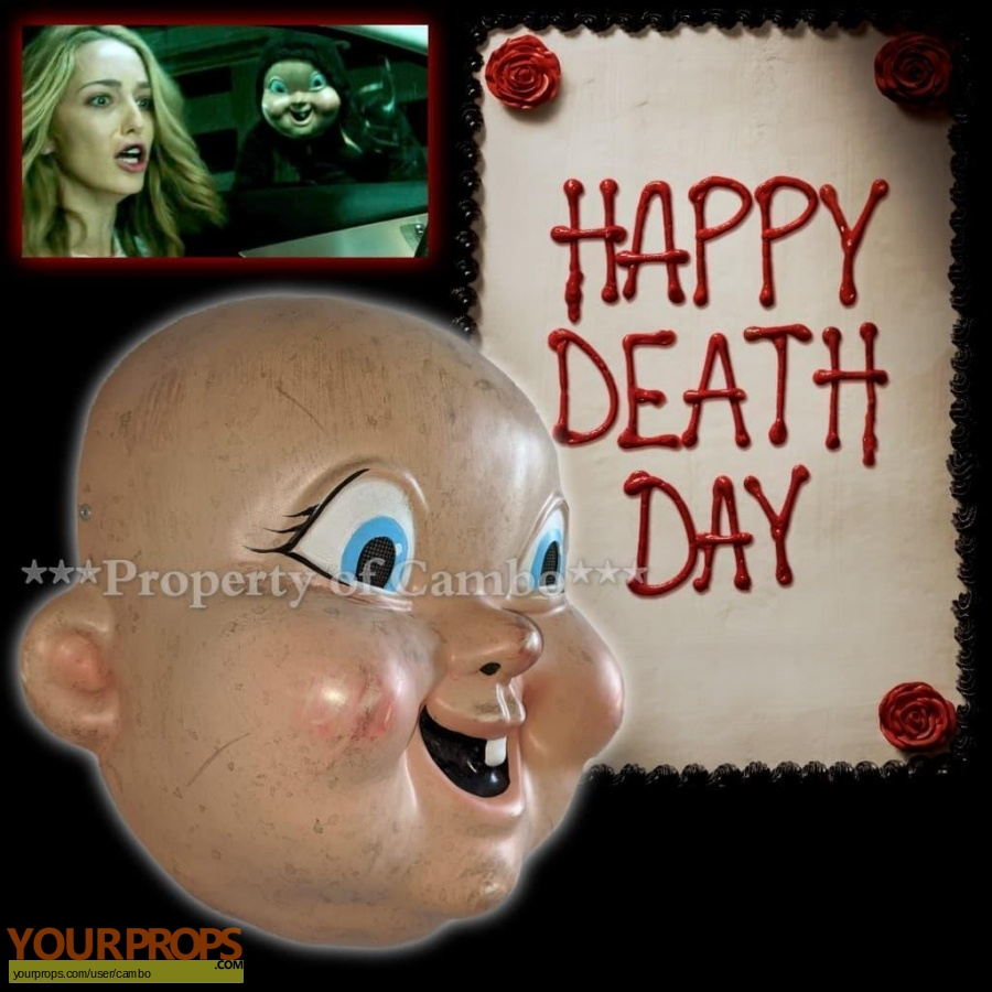 Happy Death Day original movie prop