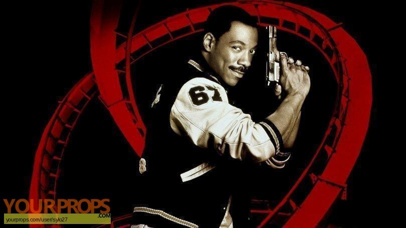 Beverly Hills Cop 3 original movie prop
