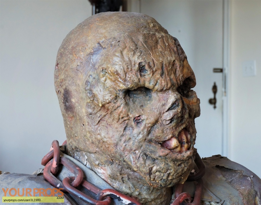 Friday the 13th  Part 7  The New Blood original make-up   prosthetics