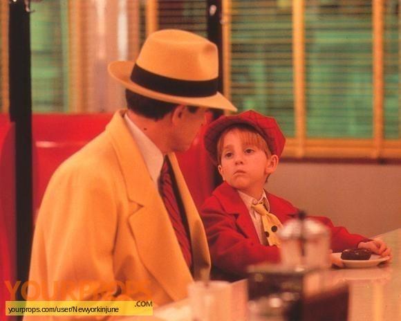 Dick Tracy original movie costume