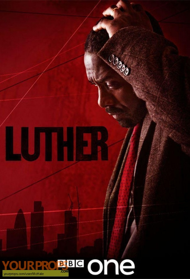 Luther replica movie prop