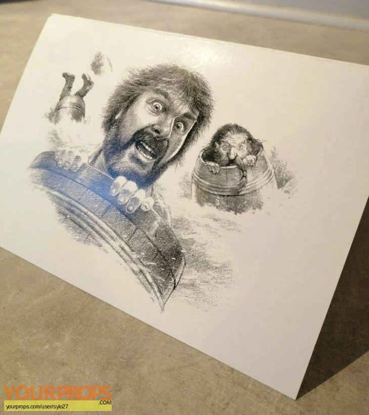 The Hobbit  An Unexpected Journey original film-crew items
